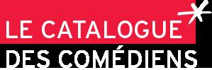 Logo catalogue des comédiens